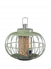 The Nuttery Classic Lantern Seed Squirrel Proof Wild Bird Feeder • 19.99£