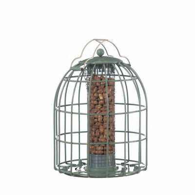 The Nuttery Classic Original Compact Nut Squirrel Proof Wild Bird Feeder • 19.99£
