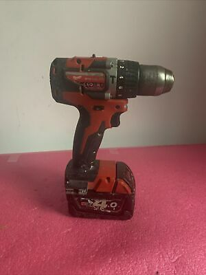 Milwaukee M18 CBLPD-402C 18V Brushless Percussion Drill And Batt Only • 95£