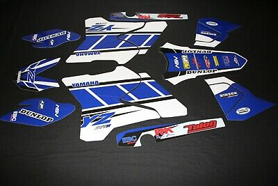 AU119 • Buy Yamaha Yz125 - Yz250 2015-2020 Retro Mx Graphics Kit Sticker Kit Stickers
