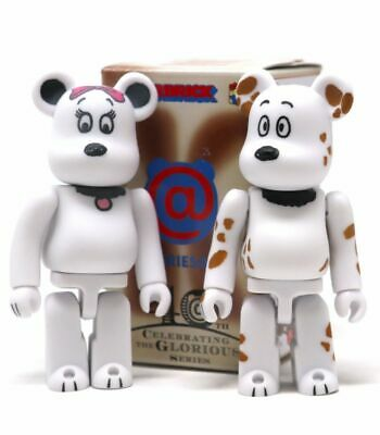 $25.99 • Buy MEDICOM TOY BEARBRICK SERIES 40 CUTE Peanuts Snoopy CHOOSE Or SET OF 2 SHIP DHL