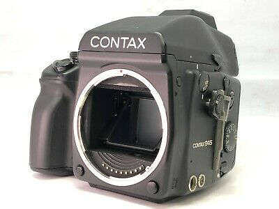 $ CDN2517.16 • Buy 【Exc+5】Contax 645 Body From JAPAN