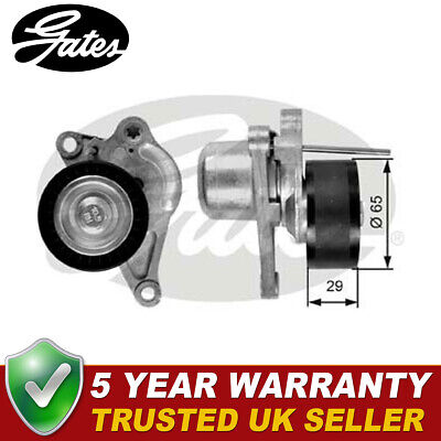 £50.22 • Buy Gates Drive Belt Tensioner Pulley Fits Vauxhall Renault Nissan Opel - T38311