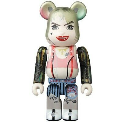 $21.99 • Buy MEDICOM BEARBRICK SERIES 39 VILLAIN Harley Quinn Be@rBrick
