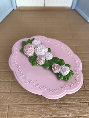 Sylvanian Families SPARES Accessories Wedding Arch Flower Decoration Critters • 4.99£