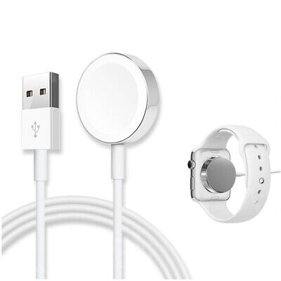 $ CDN17.44 • Buy 1M Usb Watch Charger Cable Magnetic For Apple Watch Series 1 2 3 4 5