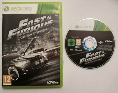 360 Game Fast And Furious SHOWDOWN • 6.50£