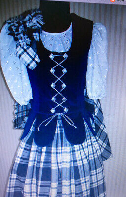 Girls/Ladies New Made To Measure  Aboyne Outfits For Highland Dance  From £150 • 150£