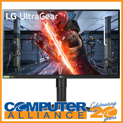 AU699 • Buy 27  LG UltraGear 27GN750-B FHD IPS HDR Gaming Monitor With Height Adjust