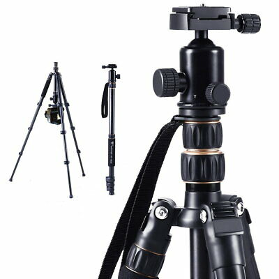 AU71.50 • Buy Weifeng Professional Camera Tripod Monopod Stand DSLR Ball Head Mount Flexible
