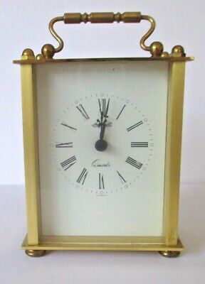 Ingersoll Quartz Carriage Clock - Made In Germany • 10£
