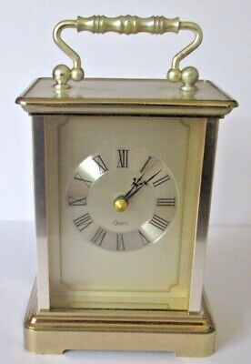 Quartz Carriage Clock • 10£