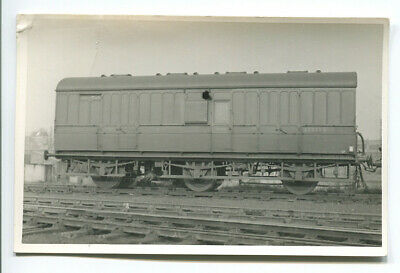 Vintage Railway PHOTO - LNER 6-wheel Carriage/coach E2262E  • 5£