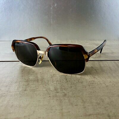 RODENSTOCK HEROLD Siena Gold Vintage Sunglasses Great Condition! Super Rare!  • 87.77£