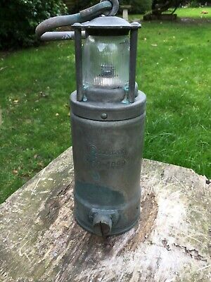 Vintage Miners - Admiralty Ship - Engineers - Lamp - Oldham • 22£