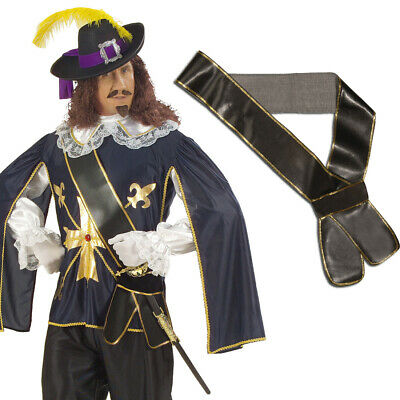Pirate Sash Sword Suspender Musketeer Sword Belt Privateer Forcebelt • 5.69£
