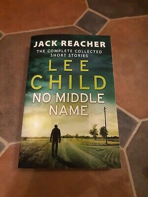 Lee Child, No Middle Name, Paperback, Brand New • 7.50£