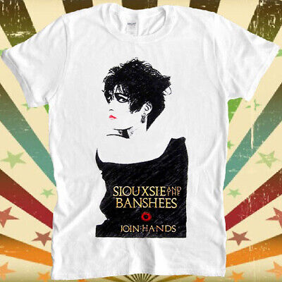 Siouxsie And The Banshees Join Hands Punk Rock Retro Unisex T Shirt 3014 • 5.95£