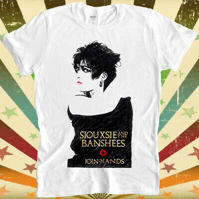 Siouxsie And The Banshees Join Hands Punk Rock Retro Unisex T Shirt 3014 • 7.90£