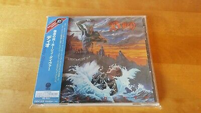 Dio Holy Diver Japanese Reissue CD  • 12£