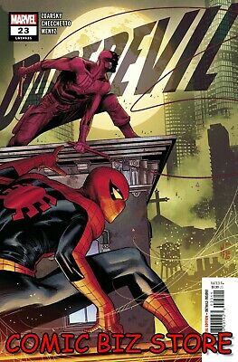 Daredevil #23 (2020) 1st Printing Bagged & Boarded Checchetto Main Cover • 3.65£