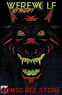 Werewolf By Night #1 (2020) 1st Print Bagged & Boarded Veregge Variant Cover • 3.65£