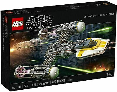 AU449.99 • Buy *BRAND NEW* LEGO Star Wars 75181   Y-Wing Starfighter   Shipped From MEL