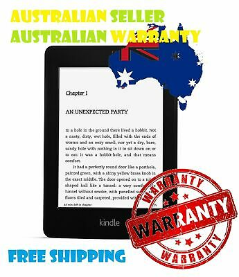 AU229 • Buy *NEW* Amazon Kindle Paperwhite WiFi 8GB E-Reader (10th Gen)  - Ships From MEL