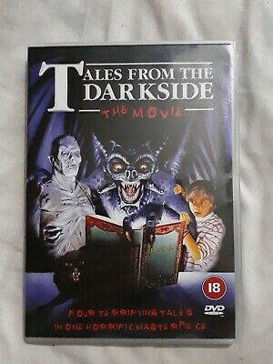 Tales From The Darkside-The Movie (DVD) Region 2. Rare/OOP. 90s Horror Anthology • 6.99£