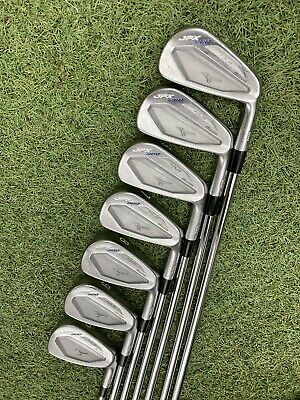 Mizuno Jpx 900 Tour Irons / 4-pw / Project X Lz 5.5 (firm) 115g Shafts • 359.99£
