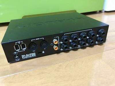 $138 • Buy M-Audio ProFire 610 Digital Recording Interface Free Shipping Arrive Quickly
