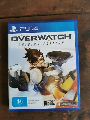 AU9.50 • Buy Overwatch PS4