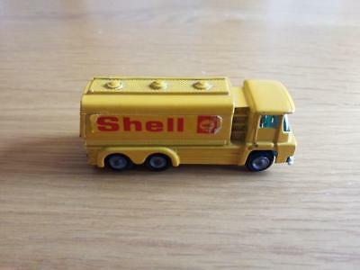 Rare Corgi Juniors Dutch Promotional Guy Warrier Tanker - Shell VGC • 31.99£