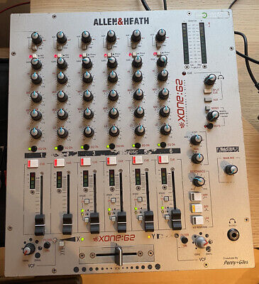 Allen & Heath Mixer Xone 62 • 120£