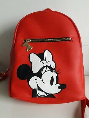 Primark Disney Minnie Mouse Red Backpack  • 9.99£
