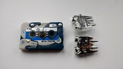 Transformers Original G1 Decepticon Cassette Overkill Excellent Condition • 19.99£