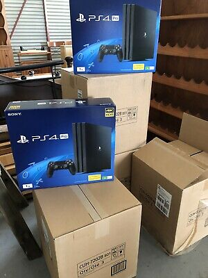 AU699 • Buy Sony Ps4 PRO 1tb Console ! Real Aussie Stock - Ready To Ship ⚡️⚡️ Brand New 😃