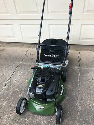 AU137.50 • Buy Masport 4 Stroke Lawn Mower 850 Series In Great Condition With Alloy Base