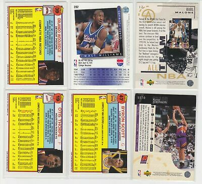 AU50 • Buy 90s Nba Cards - Pick Your Card