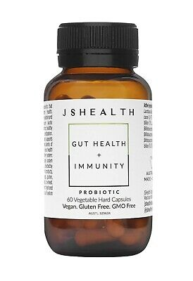 AU69 • Buy JS HEALTH Gut Health And Immunity 60 Caps RRP $99