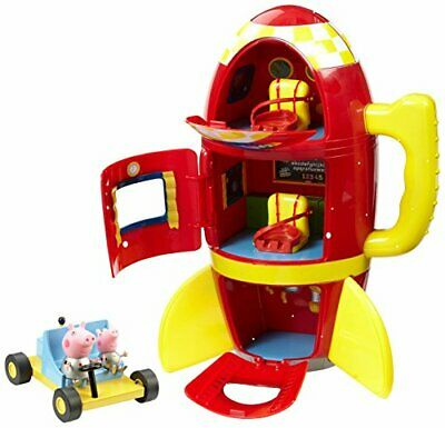 Peppa Pig Spaceship Adventure Playset With Moon Buggy • 35.99£