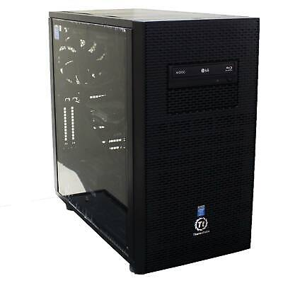 AU429 • Buy Thermaltake Gaming PC With I5 750 16GB RAM 128SSD 01TB HDD GT220