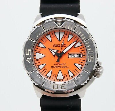 $ CDN764.26 • Buy Seiko Superior SRP309J Orange Monster Automatic 200m Diver Watch 430039