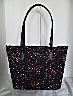 $ CDN170.33 • Buy KATE SPADE - Jae Quilted Large Tote - Festive Confetti Multi