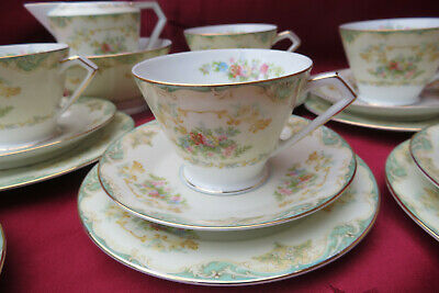 Noritake Tea Set • 55£