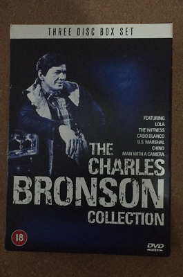 The Charles Bronson Collection • 10£