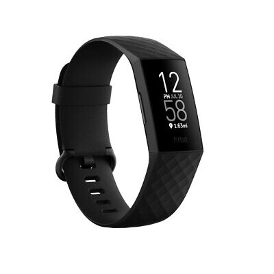 View Details Brand New Fitbit Charge 4 Fitness Tracker With GPS, Up To 7 Day Battery, Black • 89.97£