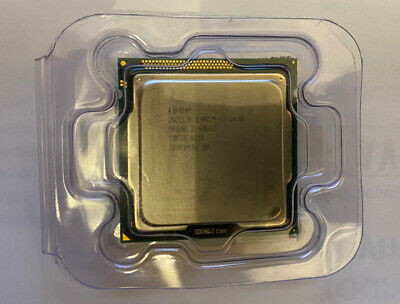 Intel ® Core™ I7-2600 3.4GHz Quad-Core 2nd Gen CPU Socket 1155 Processor • 17£