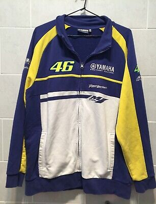 AU80.95 • Buy YAMAHA Valentino Rossi OFFICIAL Jacket The Doctor 46 MotoGP YAMAHA M1 VR46