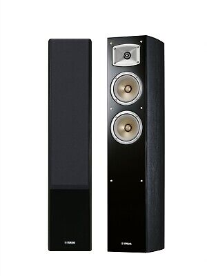 AU999 • Buy Yamaha Ns-f330 Floor Standing Speakers Pair - Black